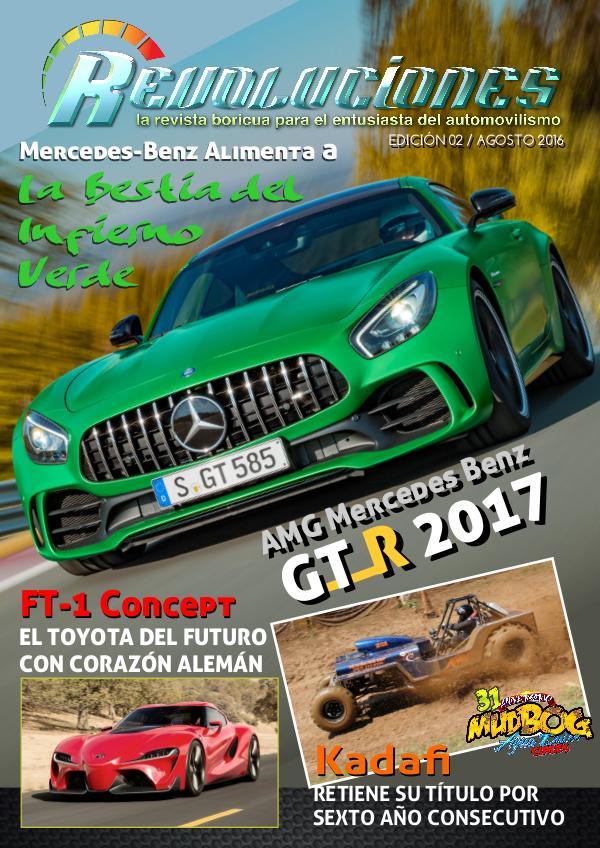 Revista Revoluciones Edición 2