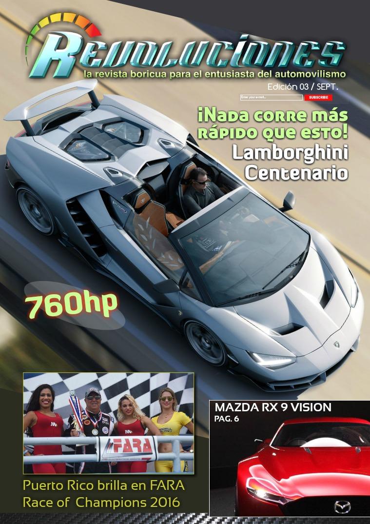 Revista Revoluciones Edición 3