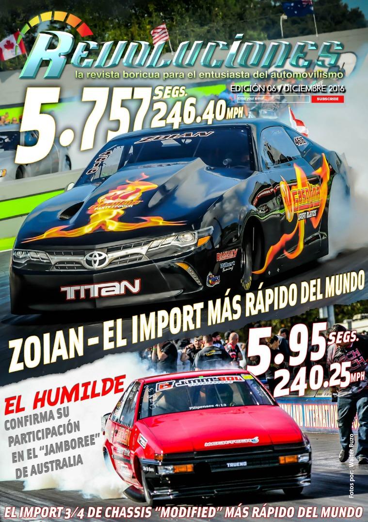 Revista Revoluciones Edición 6