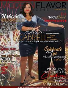 Modern Flavor Magazine 1/2015