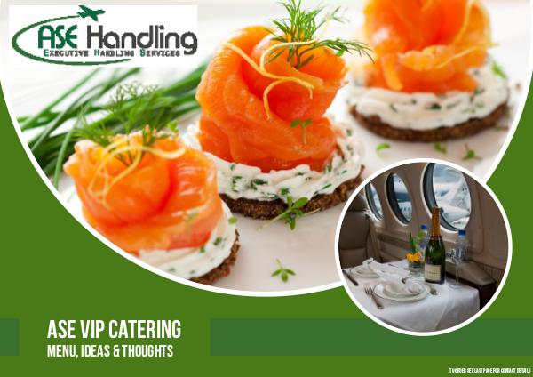 - Catering 2016