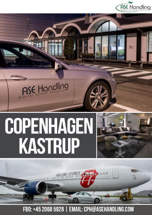 - Copenhagen EKCH/CPH