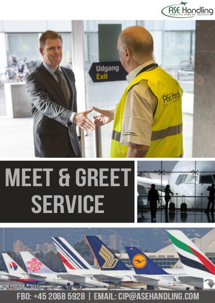 - Meet & Greet