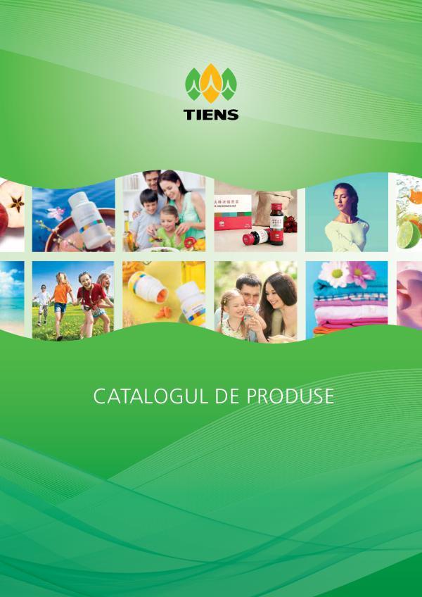 TIENS Catalog online Catalog.2017
