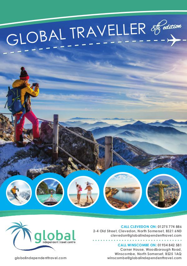 Global Traveller 8th Edition