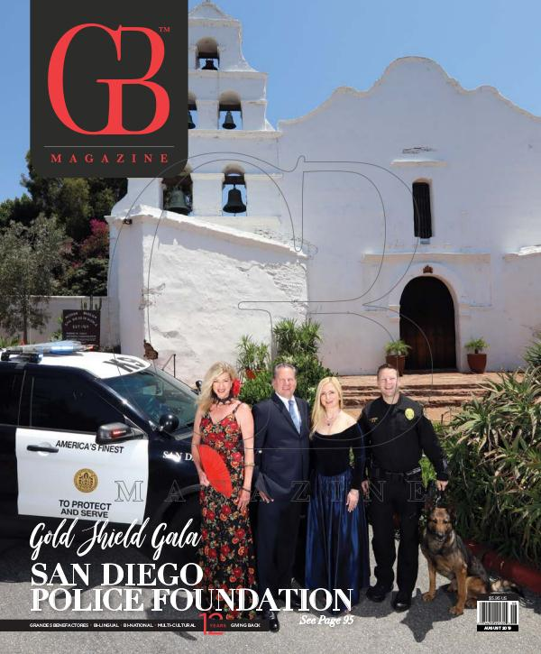 Giving Back Magazine August 2019