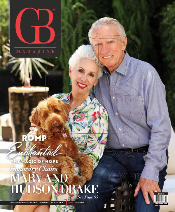 Giving Back Magazine September 2019