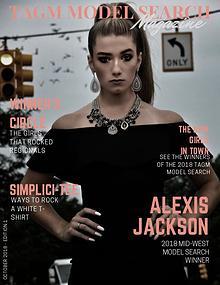 TAGM Model Search Magazine Edition 1