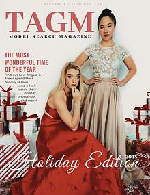 TAGM Holiday Edition Magazine