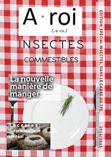 TPE: Insectes Comestibles