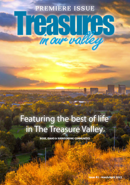 Treasures In Our Valley March/April 2015
