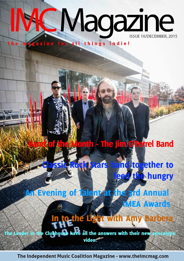The IMC Magazine Issue 10/December 2015