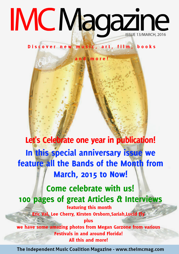 Issue 13/March 2016 - The Anniversary Edition