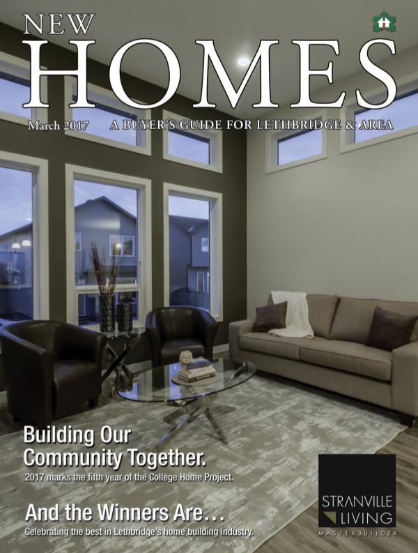 New Homes March 2017
