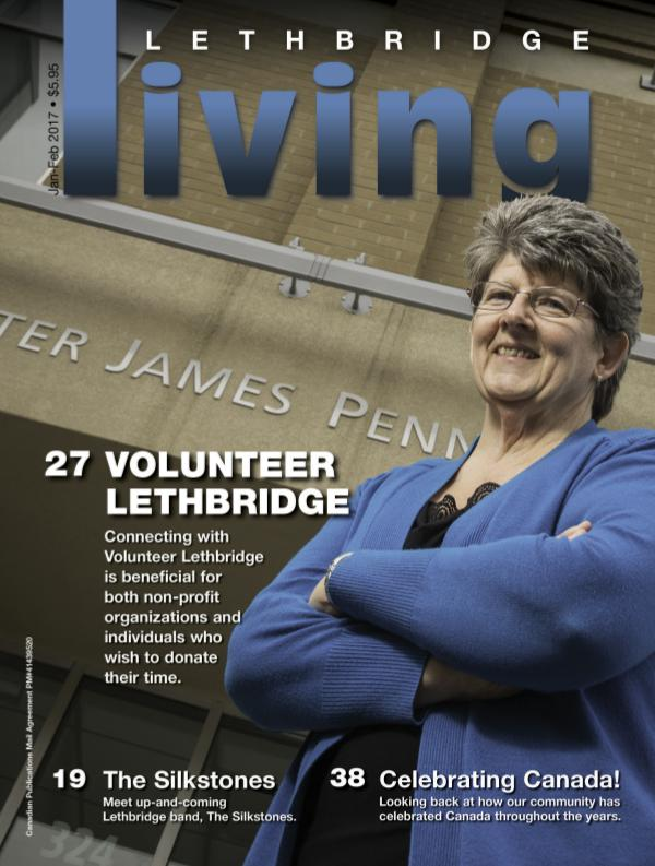 Lethbridge living January/February Issue