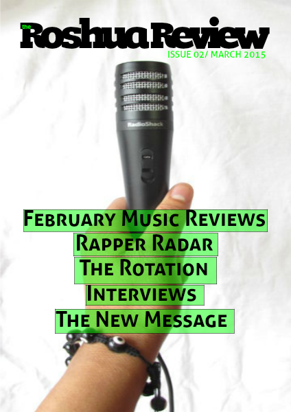 The Roshua Review March 2015