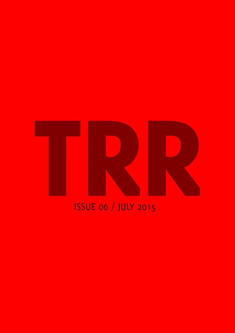 The Roshua Review July 2015