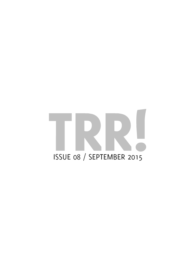 The Roshua Review September 2015