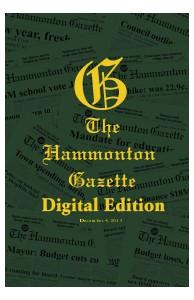 The Hammonton Gazette 12/04/13