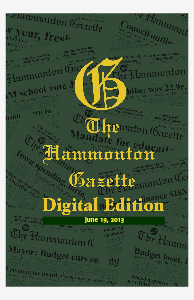 The Hammonton Gazette 06/19/13