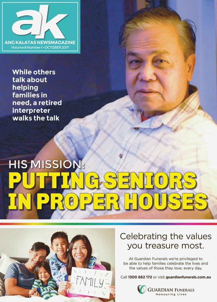 Ang Kalatas October 2017 Issue
