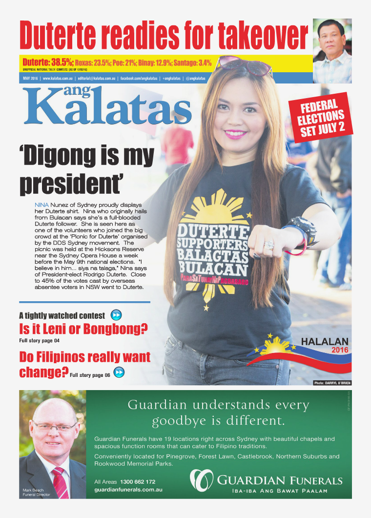 Ang Kalatas May 2016