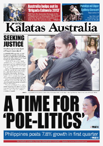 Ang Kalatas Volume III June 2013 Digital Edition