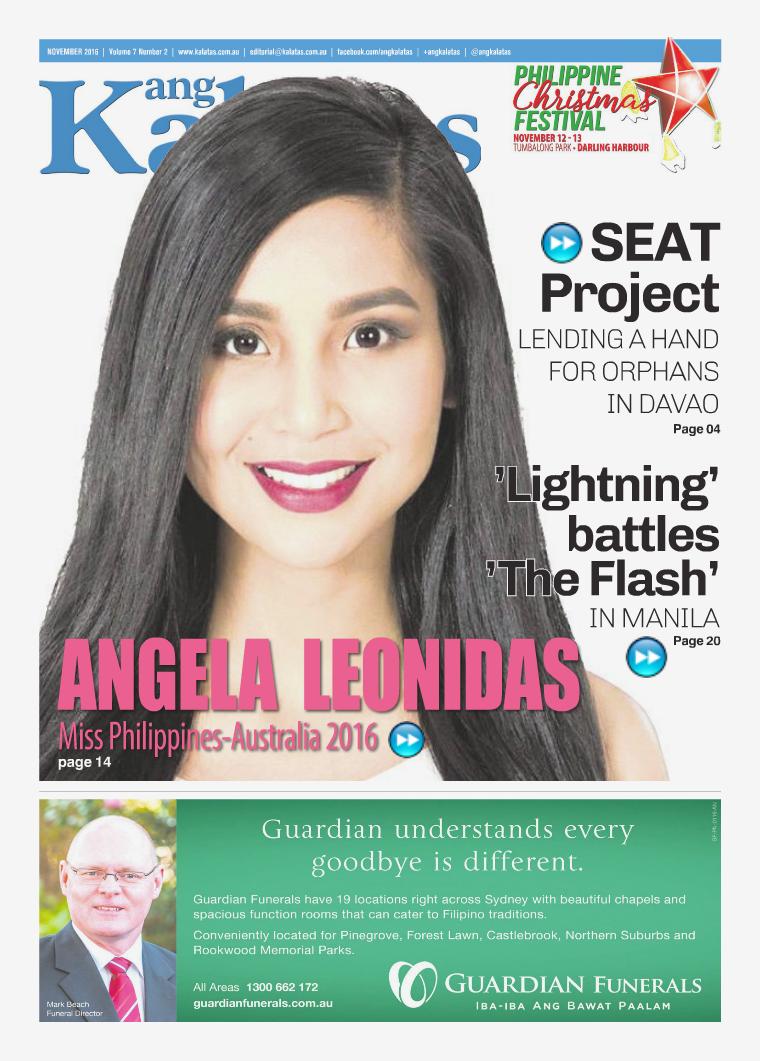 Ang Kalatas November 2016