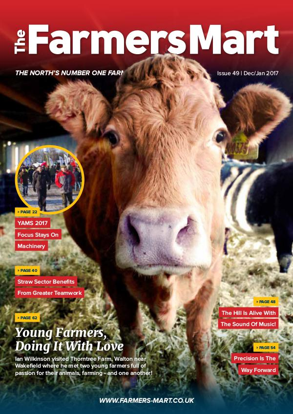 The Farmers Mart Dec/Jan 2017 - Issue 49