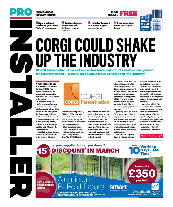 Pro Installer March 2017 - Issue 48