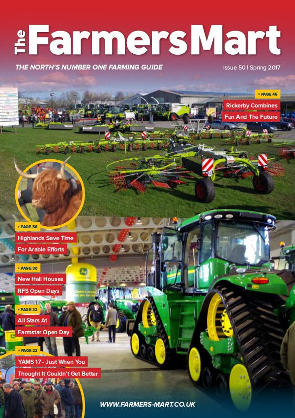 The Farmers Mart Spring 2017 - Issue 50