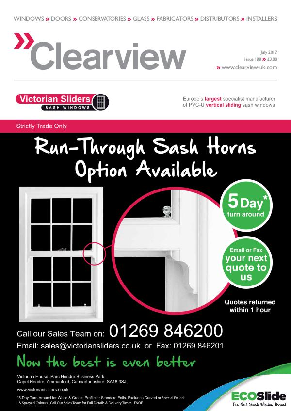Clearview National July 2017 - Issue 188