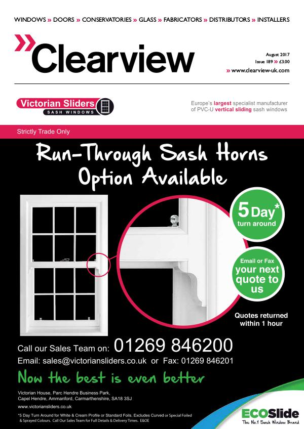 Clearview National August 2017 - Issue 189