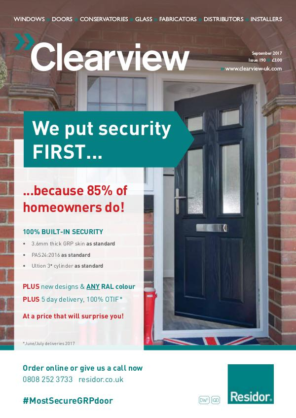Clearview National September 2017 - Issue 190