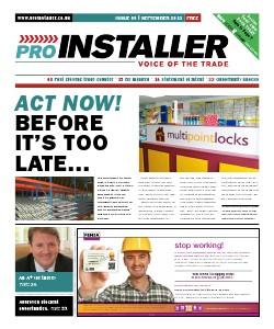 Pro Installer September 2013 - Issue 06