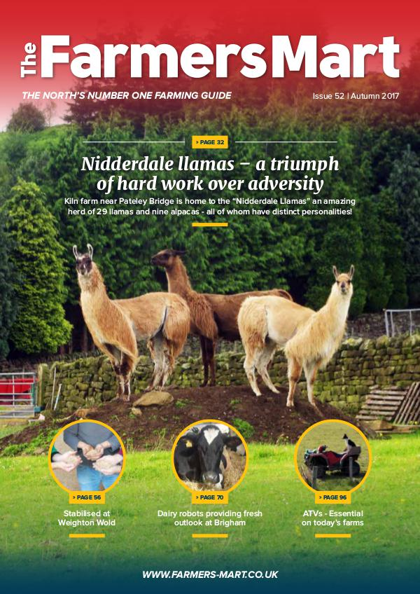 The Farmers Mart Autumn 2017 - Issue 52