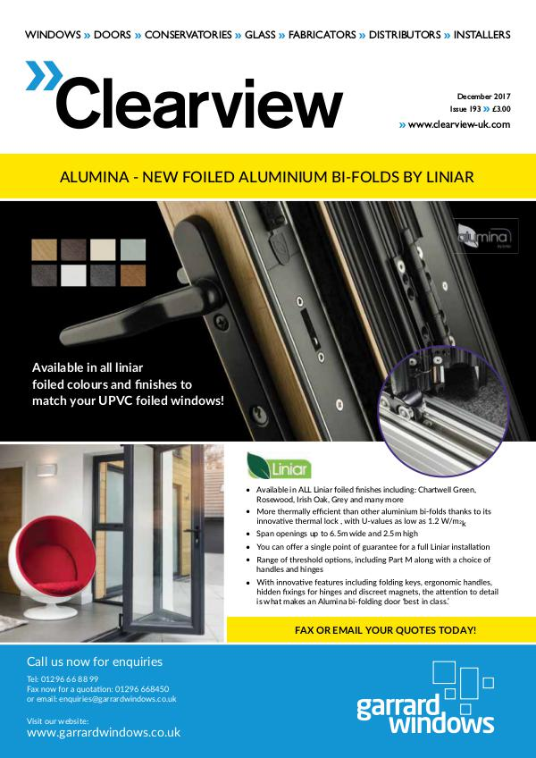 Clearview National December 2017 - Issue 193