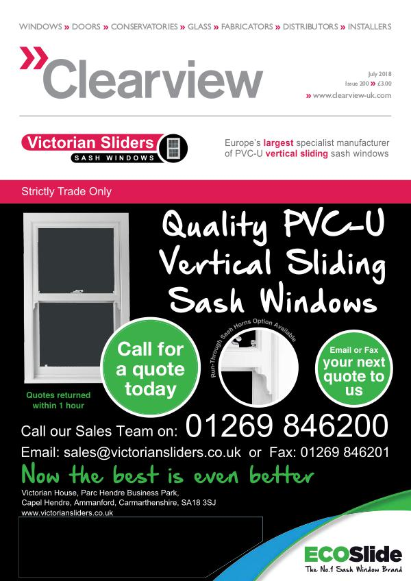 Clearview National July 2018 - Issue 200