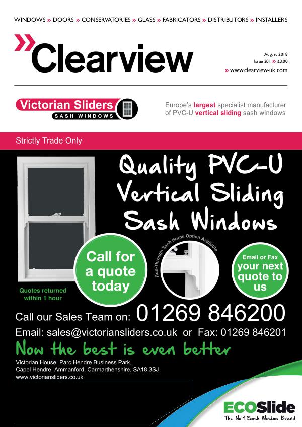 Clearview National August 2018 - Issue 201