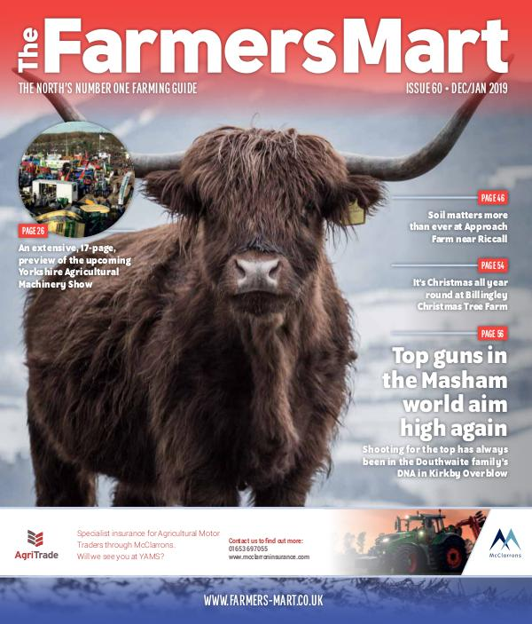 The Farmers Mart Dec-Jan 2019 - Issue 60