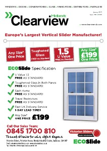Clearview Midlands January 2014 - Issue 146