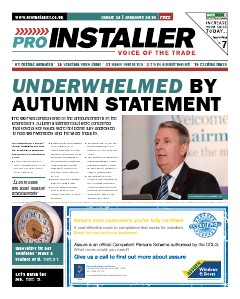 Pro Installer January 2014 - Issue 10
