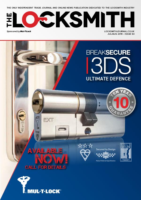 The Locksmith Jul/Aug 2019