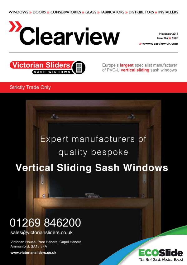 Clearview National November 2019 - Issue 216