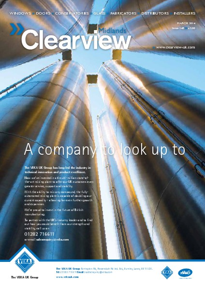 Clearview Midlands March 2014 - Issue 148