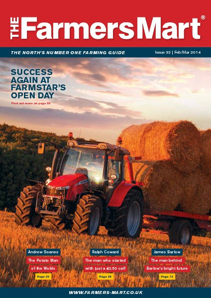 The Farmers Mart Feb/Mar 2014 - Issue 32
