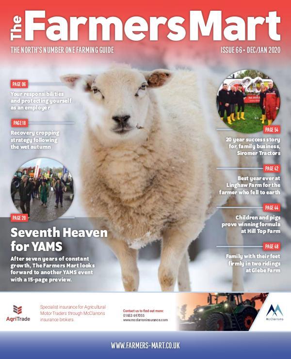 The Farmers Mart Dec-Jan 2020 - Issue 66