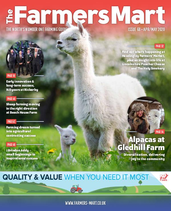 The Farmers Mart Apr-May 2020 - Issue 68