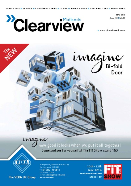 Clearview Midlands May 2014 - Issue 150