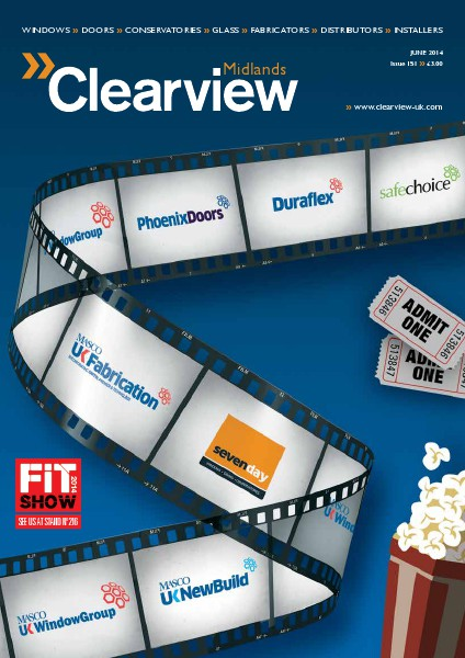 Clearview Midlands June 2014 - Issue 151